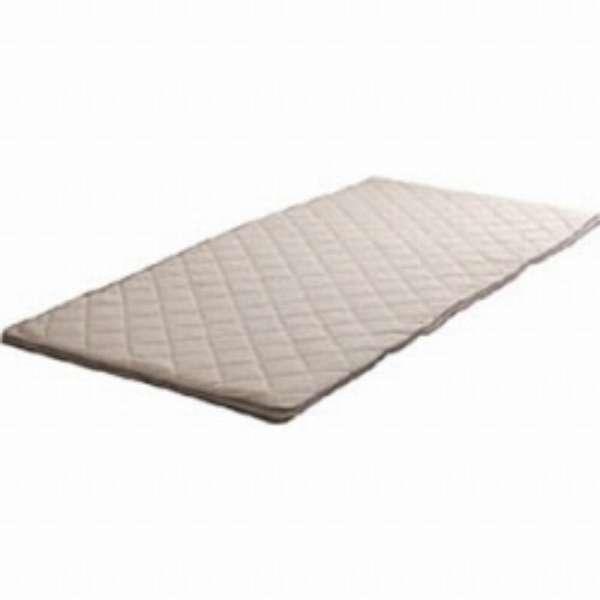 アイリスオーヤマ エアリー敷きパッド シングルサイズ(100×200×3.5cm) PAR-S