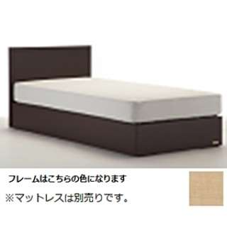 【フレームのみ】収納なし NJ-0901F-260SC(セミダブルサイズ/メープル)【日本製】 フランスベッド