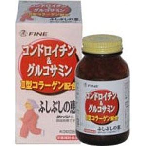 ファイン グルコサミン&コンドロイチン 82g(約545粒入)