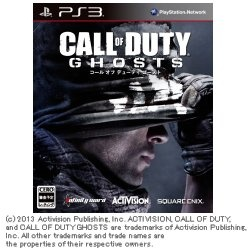 CALL OF DUTY GHOSTS [字幕版] [PS3]