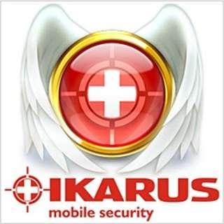 【Androidアプリ】 イカロスモバイルセキュリティ GSW-IKARUSM1