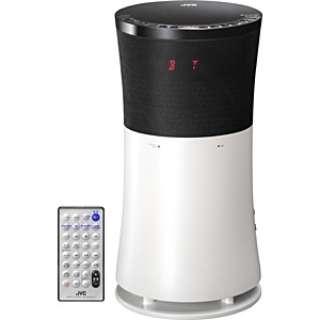 Bluetooth対応 ミニコンポ(ホワイト) NX-SA55W