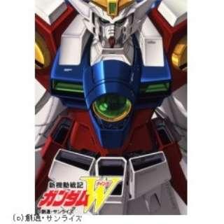 新機動戦記ガンダムW Blu-ray Box 1(期間限定生産) 【ブルーレイ ソフト】
