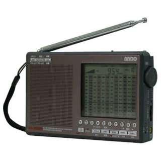 ホームラジオ S11-783DPU [AM/FM/短波/長波 /ワイドFM対応]