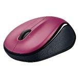 M325tDR マウス Wireless Mouse ダスティローズ  [光学式 /5ボタン /USB /無線(ワイヤレス)]