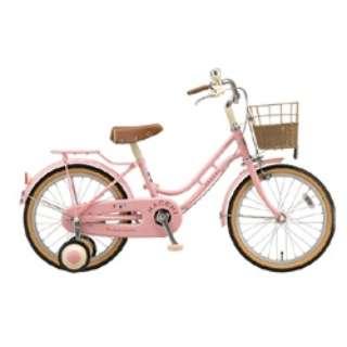 16型 幼児用自転車 ハッチ(ピンク)HC162 【組立商品につき返品不可】