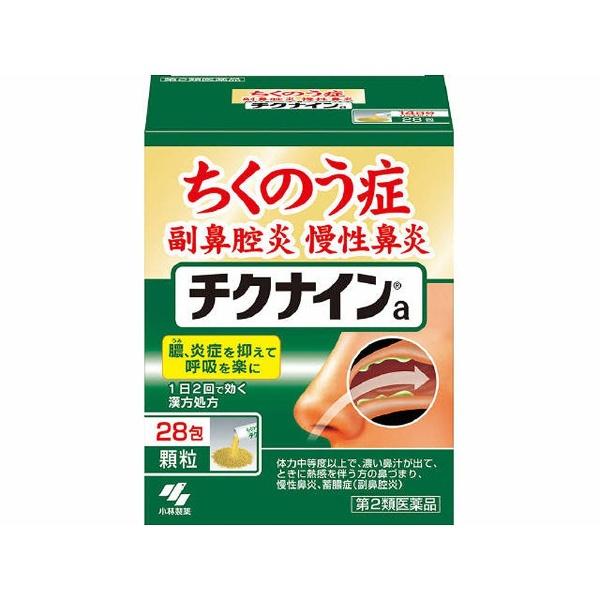 小林製薬 チクナイン 28包