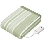 DB-R31MS 電気毛布 グリーン [シングルサイズ /掛・敷毛布]