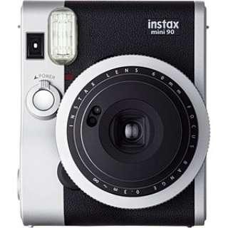 インスタントカメラ instax mini 90 『チェキ』 ネオクラシック