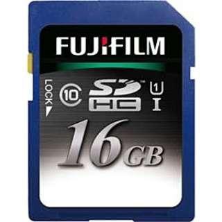 SDHCカード FSDHC016GC10U1 [16GB /Class10]