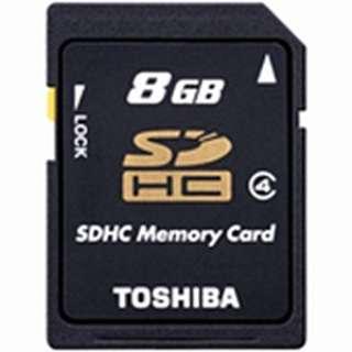 SDHCカード SD-Lシリーズ SD-L008G4 [8GB /Class4]