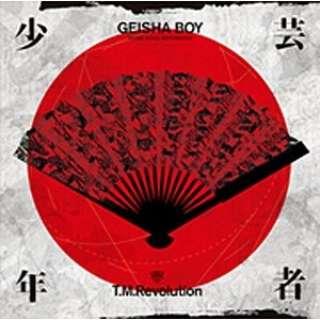 T.M.Revolution/GEISHA BOY -ANIME SONG EXPERIENCE- 初回生産限定盤B 【CD】