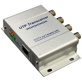 4チャンネル映像伝送装置 MT-VB204