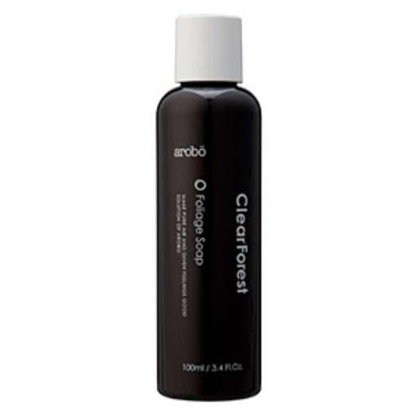 クリアフォレスト ソリューション(100ml) CLV-1132 Foliage Soap [生産完了品 在庫限り]