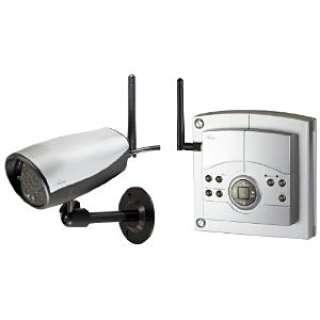 ワイヤレスカメラセット 「見守り隊」 TR-X50WCP+TR-X50R