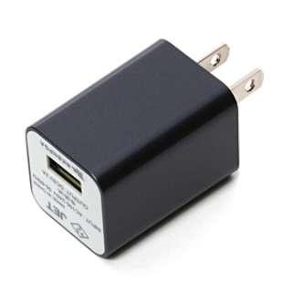 スマホ用USB充電コンセントアダプタ2A PG2ACUS06GM ガンメタル