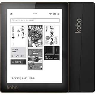 電子書籍リーダー kobo aura (ブラック) N514-KJ-BK-S-EP