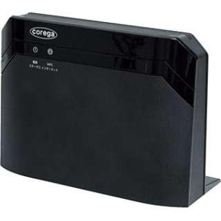 無線LANルータ(11ac(Draft)/a433Mbps+11g/b150Mbps・親機単体)CG-WFR600