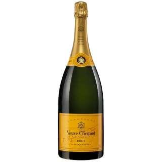 [正規品] ヴーヴクリコ イエローラベル マグナムボトル 1500ml【シャンパン】
