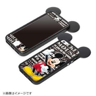 5a29d5ac1f iPhone 5s/5用 TPUバンパーセット 「ディズニー」(ミッキーマウス) PG. PGA