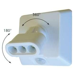 【屋内・屋外用】スポットLEDセンサーライト 「チョイピカ」 SLC90