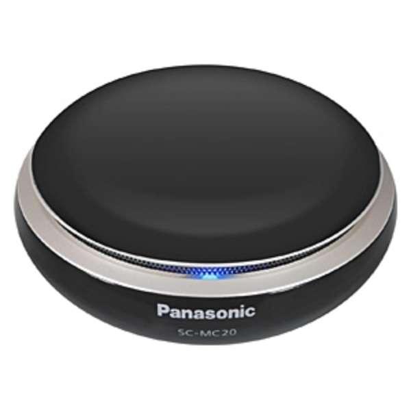 ブルートゥース スピーカー SC-MC20-K ブラック [Bluetooth対応]