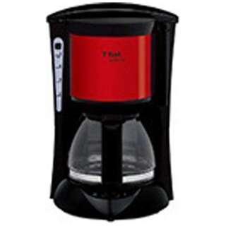 CM151GJP コーヒーメーカー SUBITO(スビト) メタリックルビーレッド