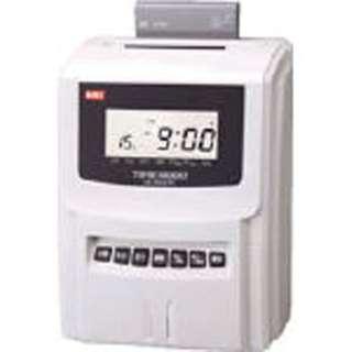 ER90143 タイムレコーダー タイムロボ(T.A.P.搭載モデル)ER-201S2/PC ホワイト
