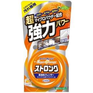 スーパーオレンジストロング 95g〔キッチン用洗剤〕