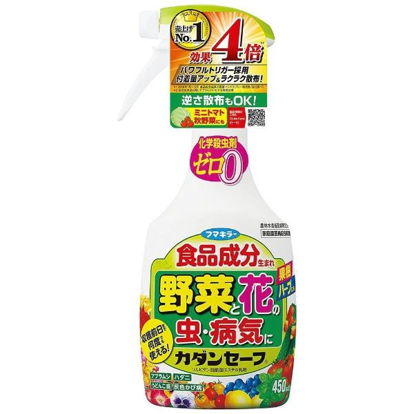 カダン セーフ 450ml 〔忌避剤・殺虫剤 〕