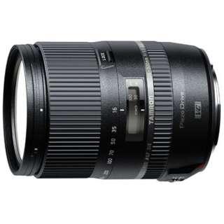 カメラレンズ 16-300mm F/3.5-6.3 Di II VC PZD MACRO  APS-C用 ブラック B016 [キヤノンEF /ズームレンズ]