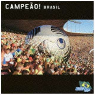 (スポーツ曲)/The World Soccer Song Series VOL.1 CAMPEAO! BRASIL 【CD】
