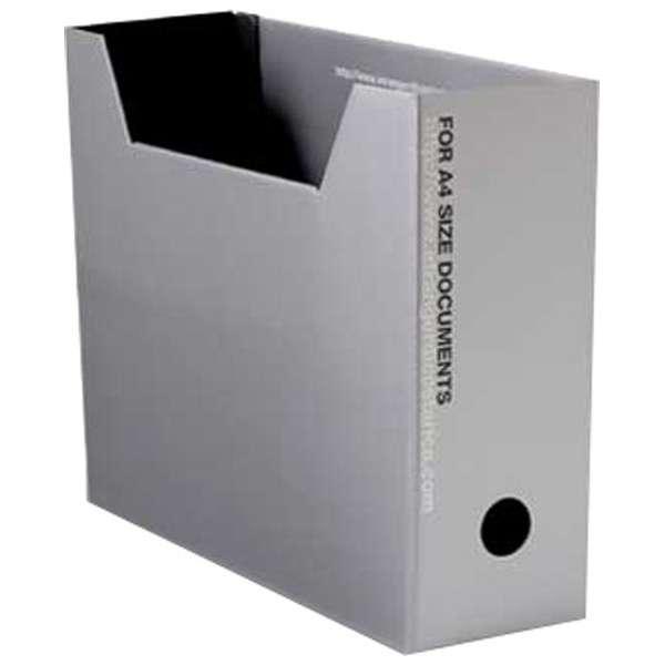 [収納用品] STORAGE ORGANIZER  シルバー(サイズ:A4) SLD2-51-91