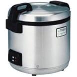 【単相200V】 業務用炊飯ジャー 炊きたて ステンレス JNO-B360 [2升]