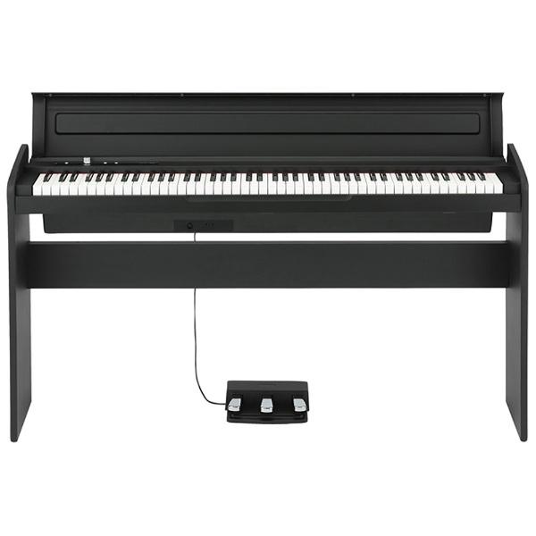 KORG 電子ピアノ LP-180 (BK) 電子楽器