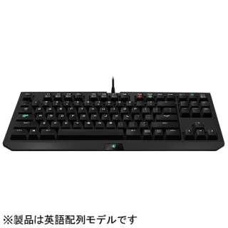 RZ03-00810900-R3M1 ゲーミングキーボード 緑軸 BlackWidow Tournament Edition 2014 [USB /コード ]