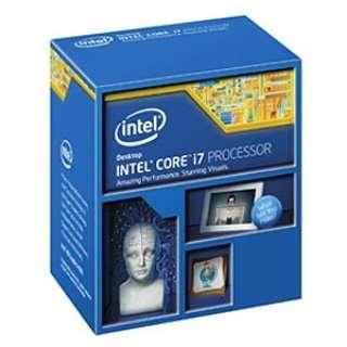 Core i7 - 4790 BOX品 BX80646I74790 ※対応BIOS以外は起動できません。 [CPU]