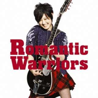 岸谷香/Romantic Warriors 【CD】