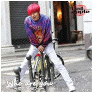 Ledapple/Who are you ~愛のフラワー~ 限定ヨンジュンVER.盤 【CD】