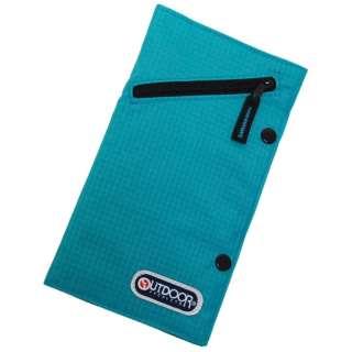 パスポートケース OD021 ブルー