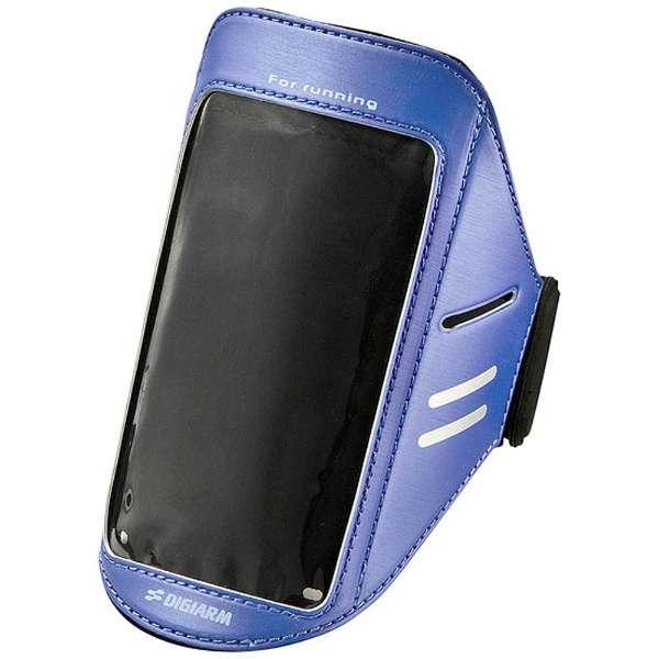 アームバンドスポーツケース(Lサイズ) PDAMP3C11BL