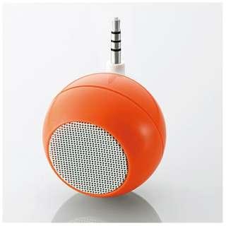 ASP-SMP050DR アクティブスピーカー オレンジ