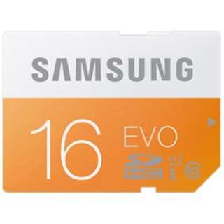 SDHCカード EVOシリーズ MB-SP16D/JP [16GB /Class10]