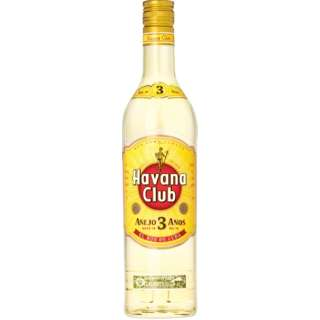 ハバナクラブ 3年 ホワイト 700ml【ラム】