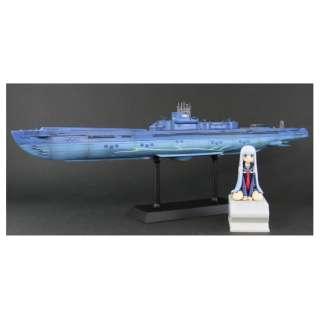 塗装済み完成品 蒼き鋼のアルペジオ ―アルス・ノヴァー 潜水艦 イ401 with イオナ