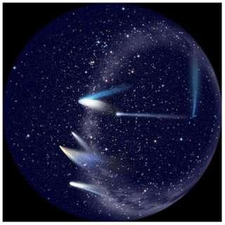 家庭用プラネタリウム「ホームスター」専用 原板ソフト 彗星