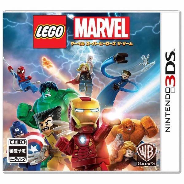 LEGO マーベル スーパーヒーローズ ザ・ゲーム [3DS]
