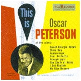 オスカー・ピーターソン(p)/ディス・イズ・オスカー・ピーターソン 期間生産限定スペシャルプライス盤 【CD】