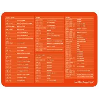 MP-SCP マウスパッド オレンジ