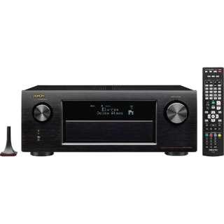 AVR-X4100W AVアンプ ブラック [ハイレゾ対応 /Bluetooth対応 /Wi-Fi対応 /7.2ch /DolbyAtmos対応]